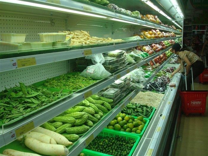 Việt Nam xuất siêu rau quả sang Trung Quốc năm 2013