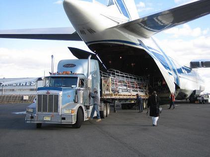 Dịch vụ vận chuyển hàng từ Quảng Châu về Sài Gòn uy tín, nhanh chóng