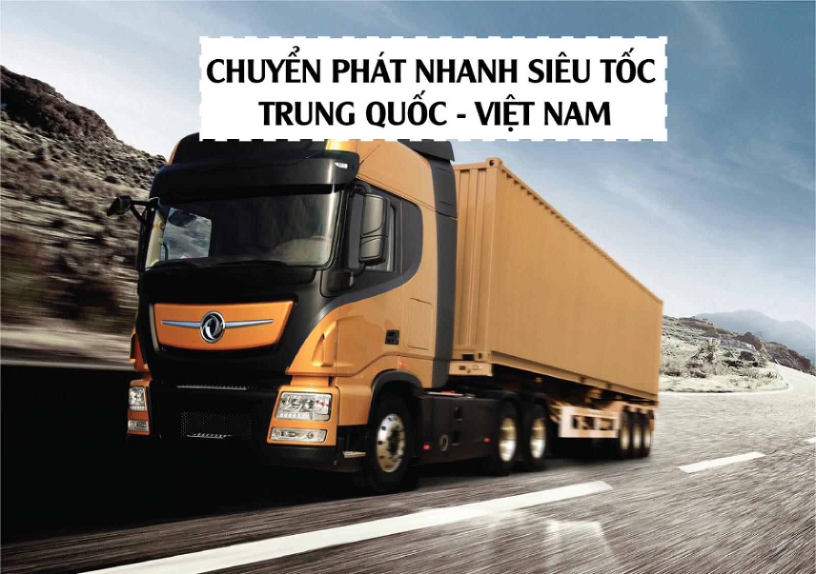 Ưu điểm của dịch vụ chuyển phát nhanh Trung Quốc Việt Nam