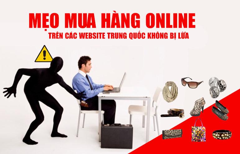 Mẹo mua hàng online trên các website Trung Quốc để không bị lừa