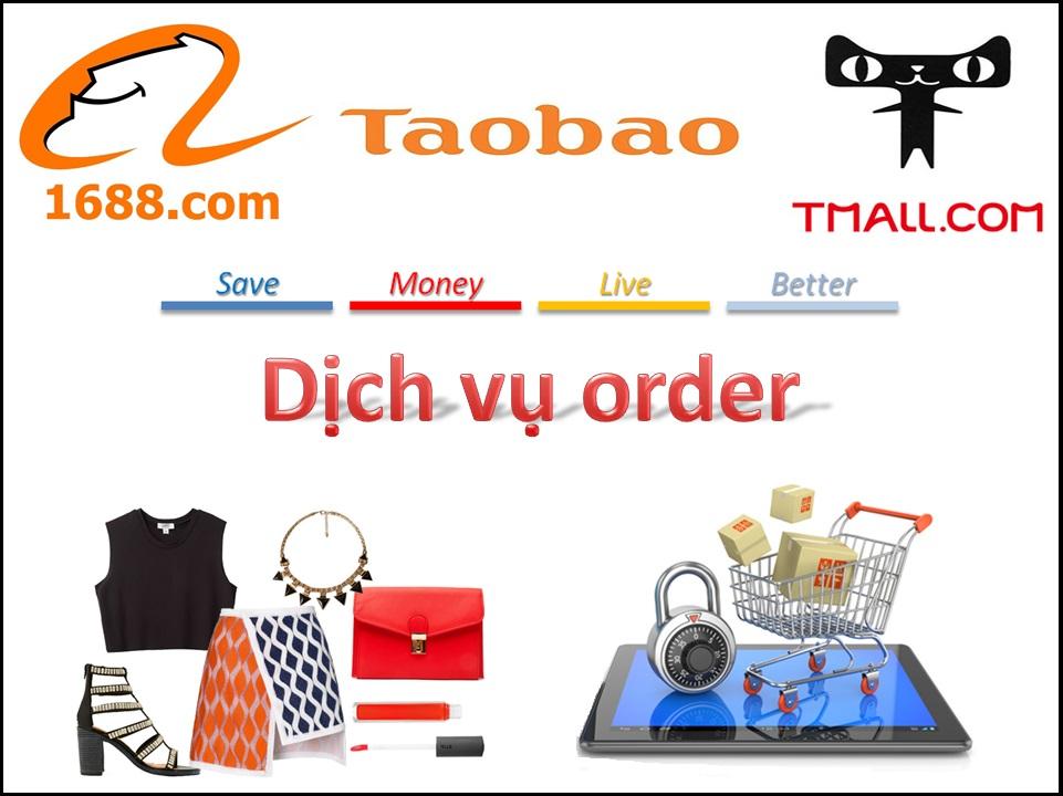 Dịch vụ chuyên order sỉ và lẻ hàng Quảng Châu tại TP.HCM