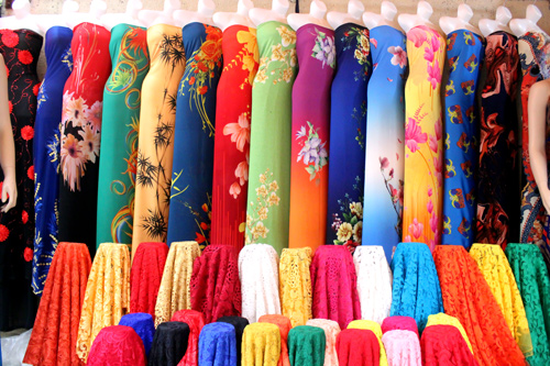 Cung cấp dịch vụ order các loại vải vóc từ Quảng Châu về Đà Nẵng
