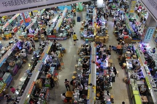 Nhập hàng linh kiện điện tử ở đâu Trung Quốc giá rẻ, chất lượng