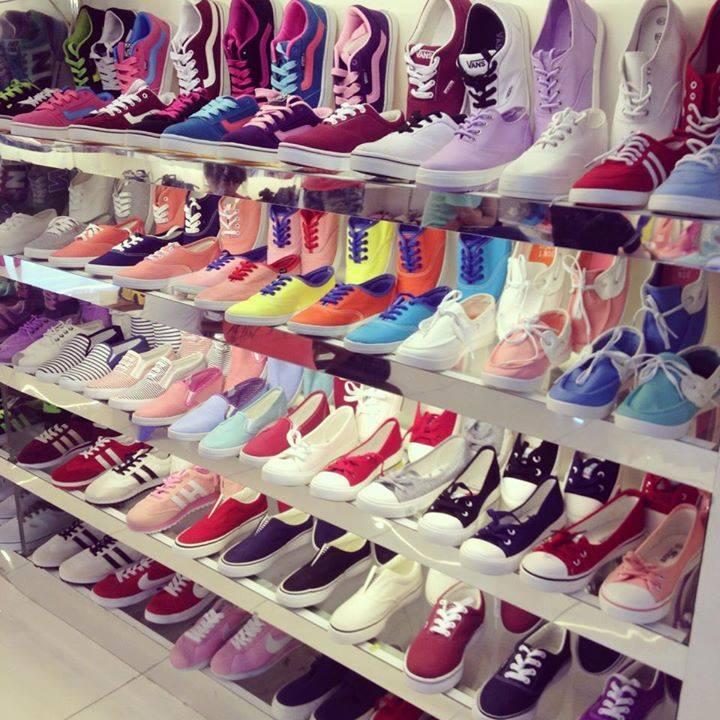 Davitrans nhận order giày dép Quảng Châu mẫu mã đẹp, chất lượng tốt, giá thương mại