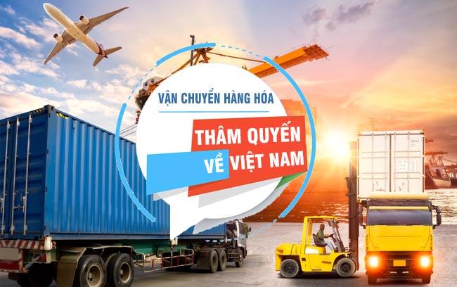 Dịch vụ ship hàng từ Thẩm Quyến về TP.HCM cho chủ kinh doanh