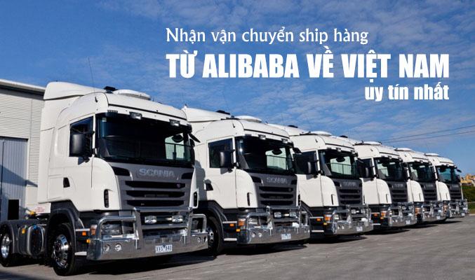 Hướng dẫn cách ship hàng Alibaba về Việt Nam hiệu quả