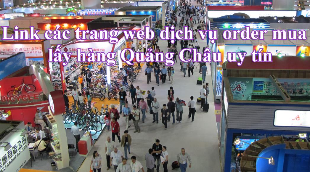 Danh sách website mua bán hàng xưởng Trung Quốc chất lượng