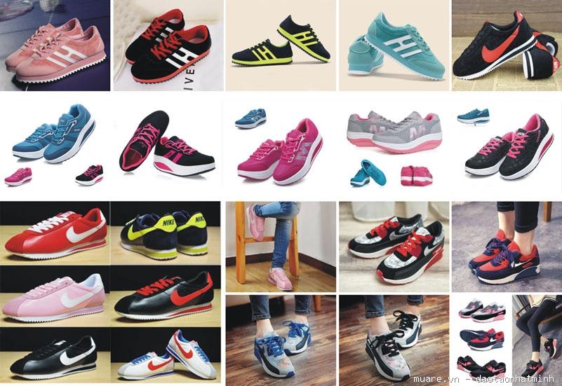 Nắm cách tính size và bảng size giày Quảng Châu giúp bạn order hàng hiệu quả