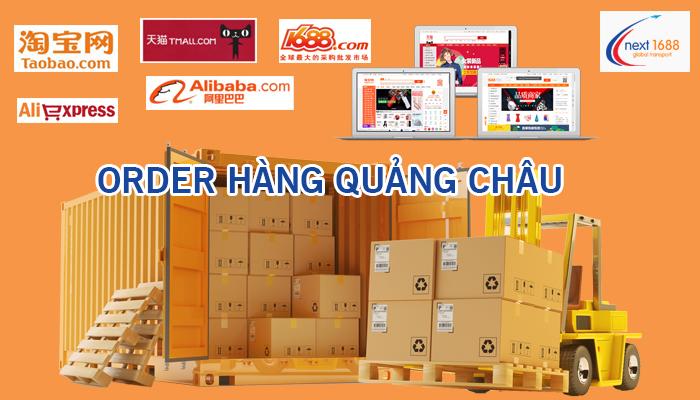 Lí do người Việt luôn chọn dịch vụ đặt hàng Quảng Châu