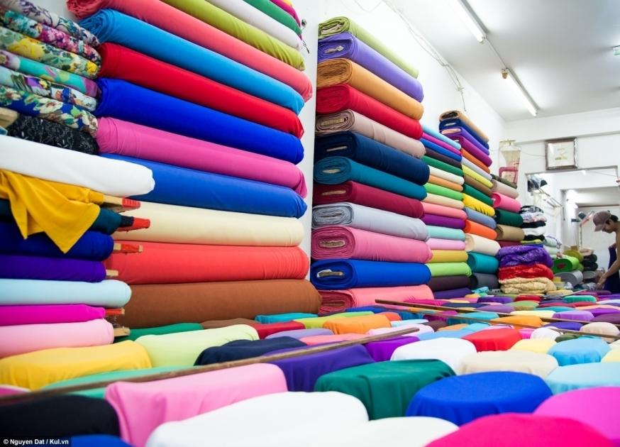 nhờ đặt hàng vải tại các công ty order hàng trung quốc