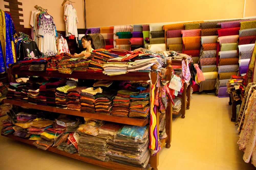 Những khu chợ vải nổi tiếng ở Trung Quốc mà bạn nên nhập hàng
