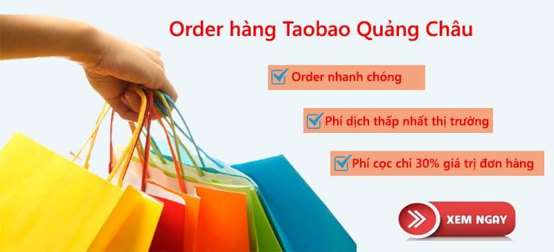 Cung cấp địa chỉ  công ty order hàng Quảng Châu uy tín