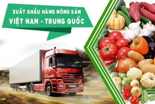 Xuất khẩu nông sản sang Trung Quốc- Chọn hình thức nào cho phù hợp?