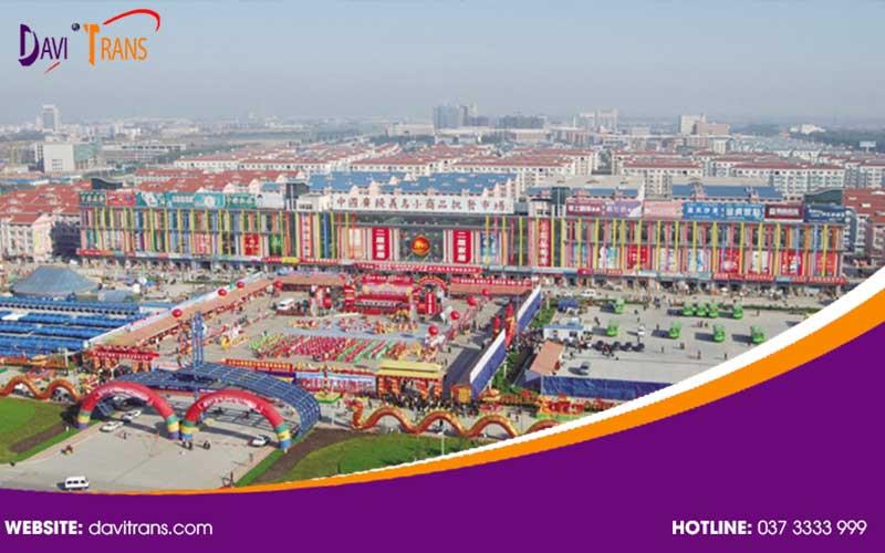 Top 20 Chợ Hàng Sỉ Lớn Nhất Trung Quốc