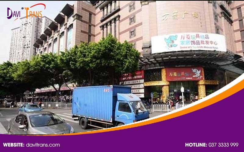 Top 3 Chợ Bán Buôn Đồ Chơi Lớn Nhất Quảng Châu